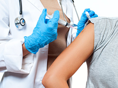 Image of Earlier Vaccination Urged as Flu Season Approaches