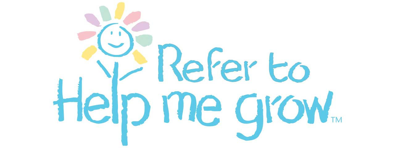 Refer to Help Me Grow Banner
