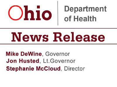 Image of Ohio Department of Health Open Virtual Meeting Notice