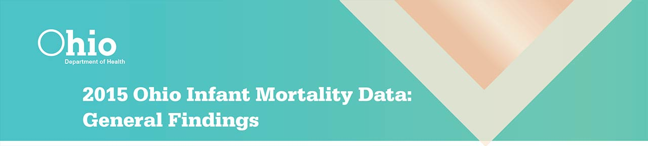 2015 Ohio Infant Mortality Report - Final