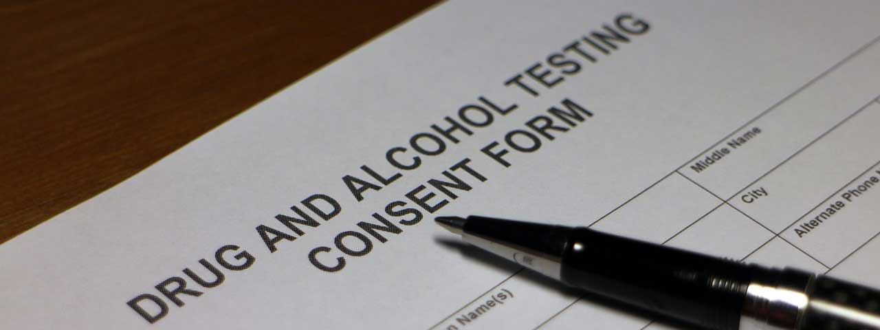 Alcohol & Drug Testing Program