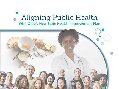 The Ohio Department of Health 2017 Annual Report Cover