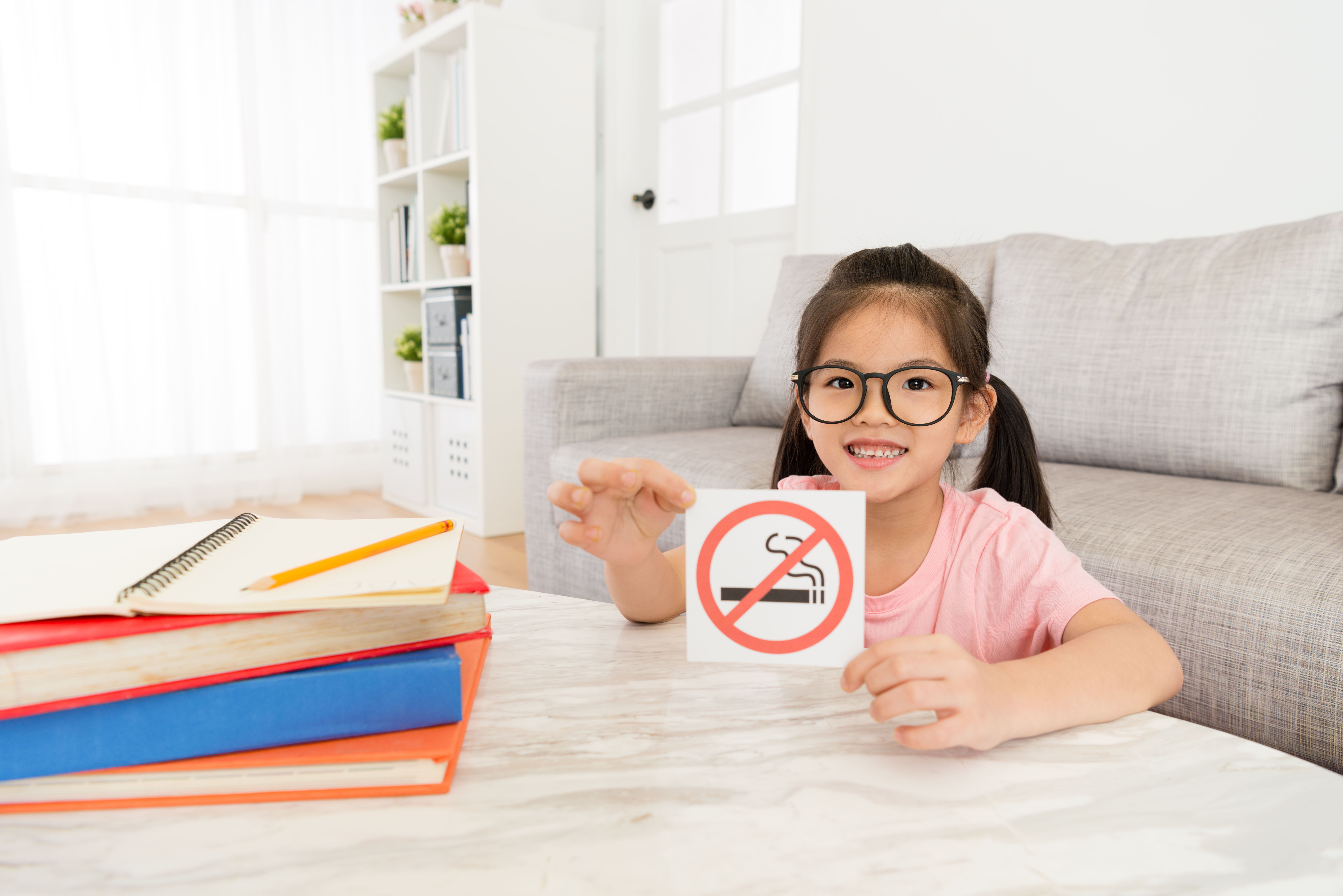 Image of Children Who Live With Smokers Are More Likely to Die