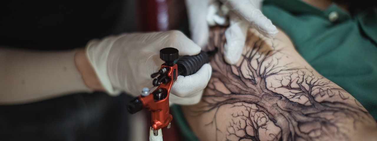 Body Art (Tattoo & Body Piercing)